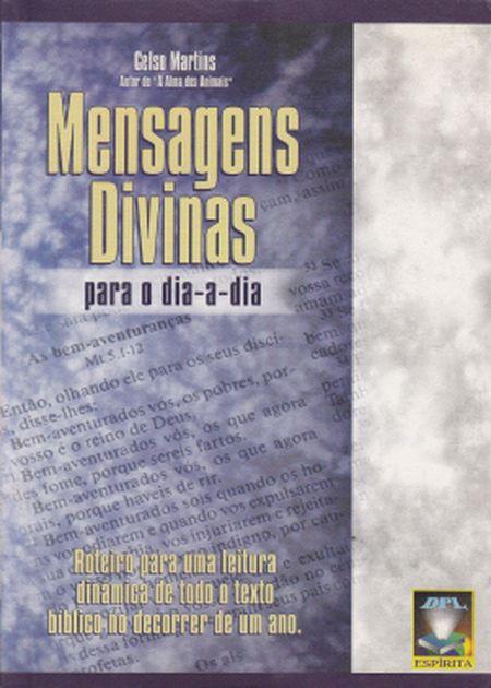 MENSAGENS DIVINAS PARA O DIA-A-DIA