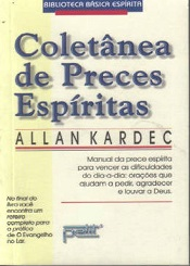 COLETÂNEA DE PRECES ESPÍRITAS - PETIT/BOLSO