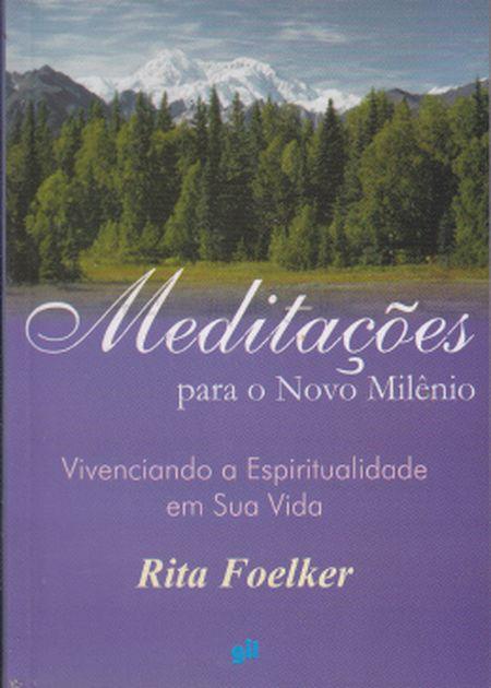 MEDITACOES PARA O NOVO MILENIO - BOLSO