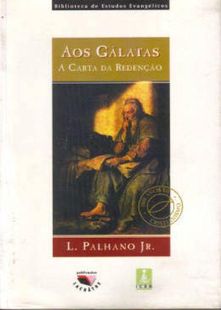 GALATAS - A CARTA DA REDENCAO (AOS)