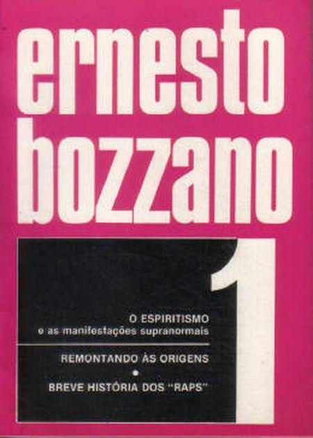 ERNESTO BOZZANO 1
