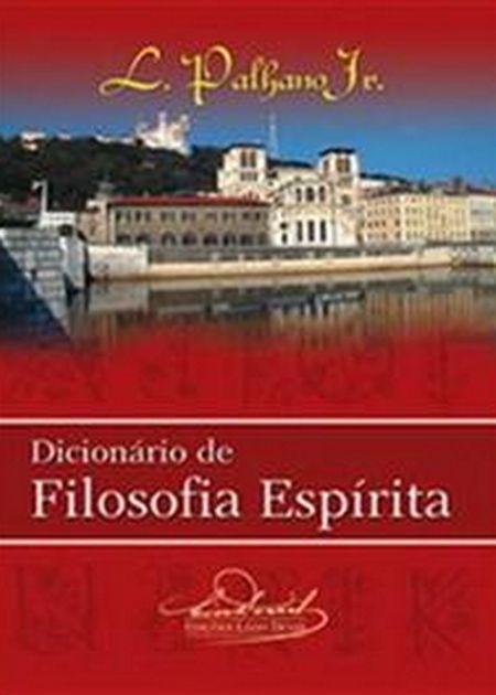 DICIONARIO DE FILOSOFIA ESPIRITA