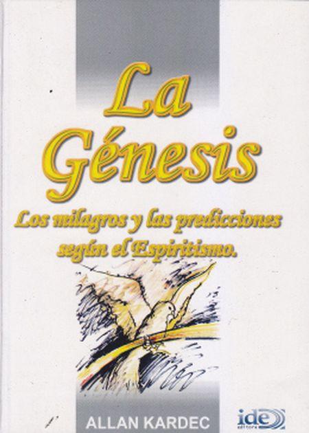 LA GÉNESIS - ESPANHOL