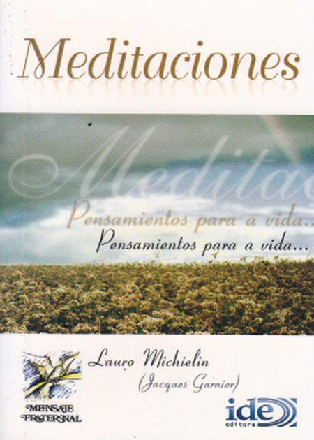 MEDITACIONES - BOLSO ESPANHOL