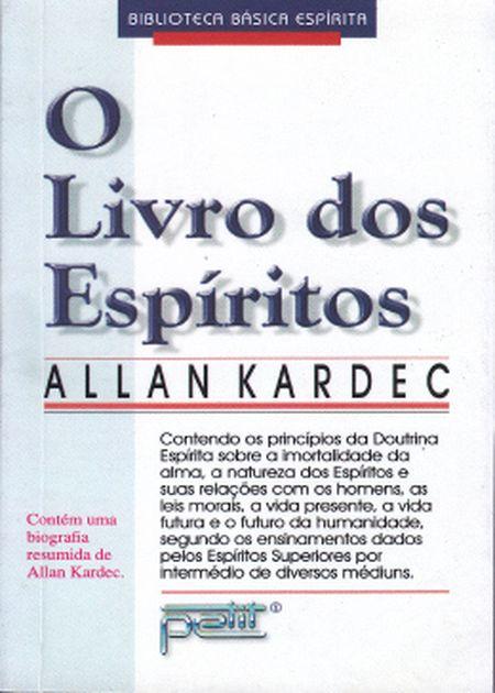 LIVRO DOS ESPÍRITOS (O) - BOLSO