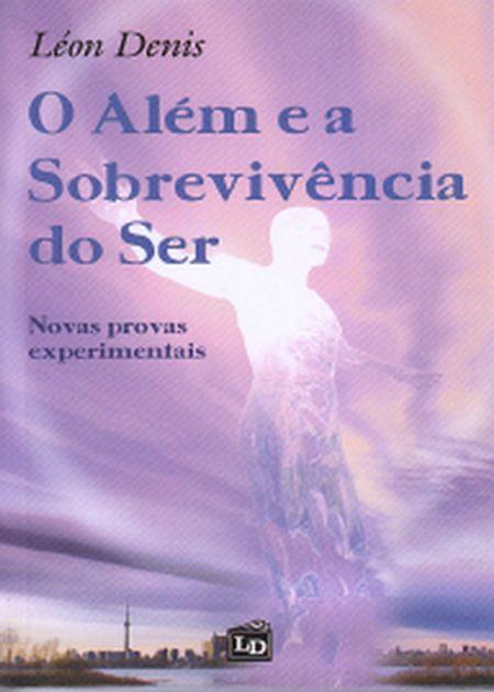 ALEM E A SOBREVIVENCIA DO SER (O) - CELD