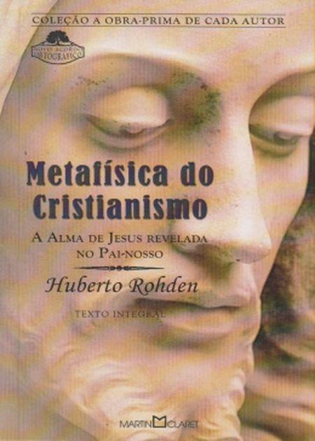 METAFISICA DO CRISTIANISMO