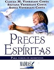 PRECES ESPIRITAS P/TODOS OS MOMENTOS-BOLSO