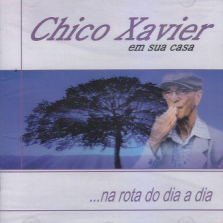 CHICO XAVIER EM SUA CASA...NA ROTA DO DIA A DIA (2) - AUDIOBOOK