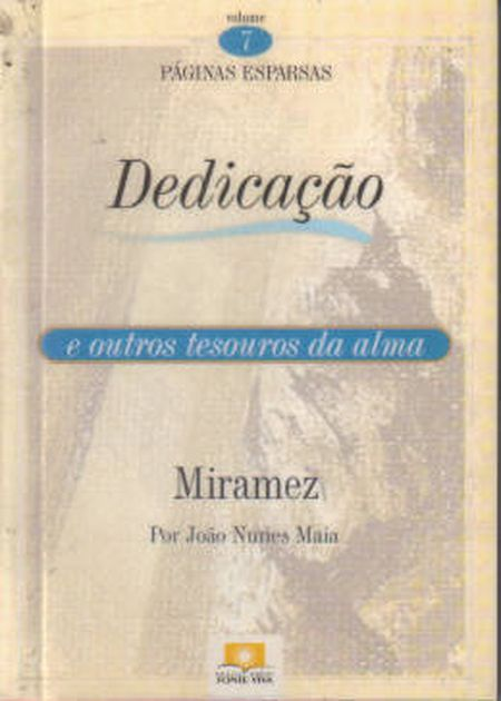 DEDICAÇÃO - VOL. 7 (BOLSO)