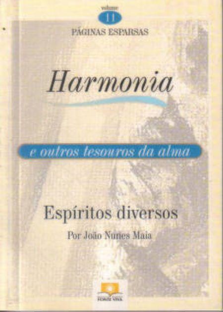 HARMONIA - VOL. 11 (BOLSO)