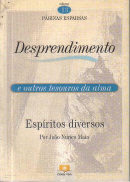 DESPRENDIMENTO - VOL. 13 (BOLSO)