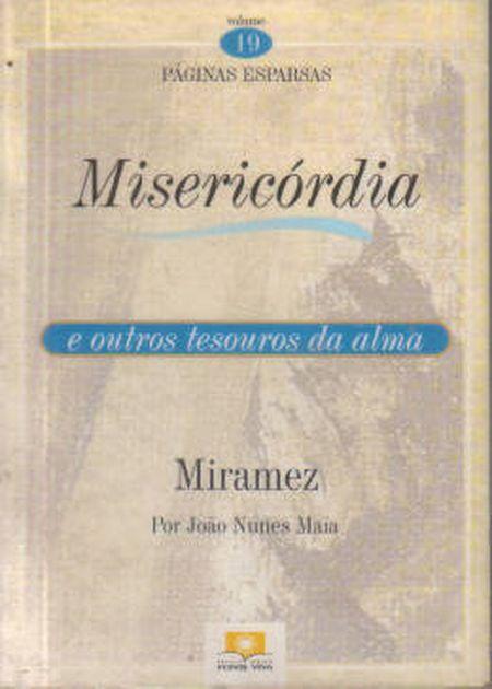 MISERICÓRDIA - VOL. 19 (BOLSO)