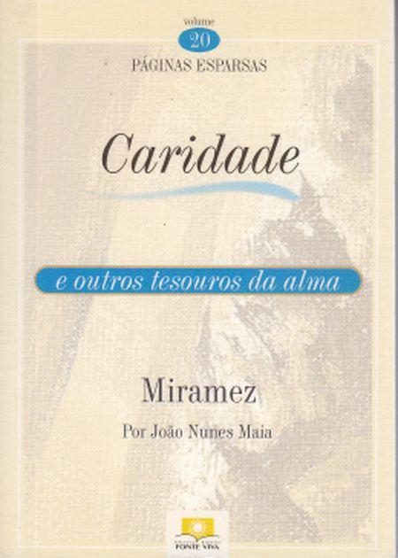 CARIDADE - VOL. 20 (BOLSO)