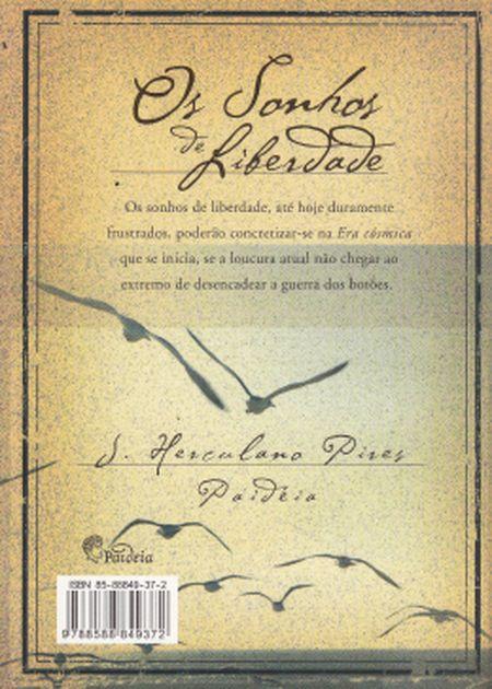 SONHOS DE LIBERDADE (OS) (BOLSO)