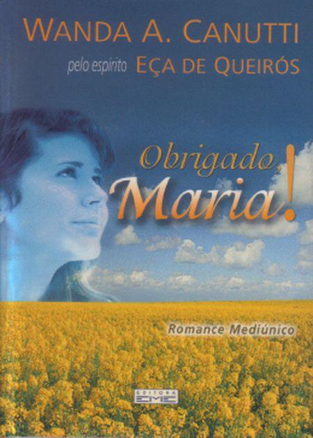 OBRIGADO MARIA!