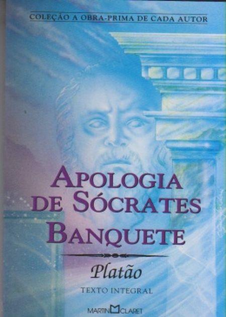APOLOGIA DE SOCRATES BANQUETE