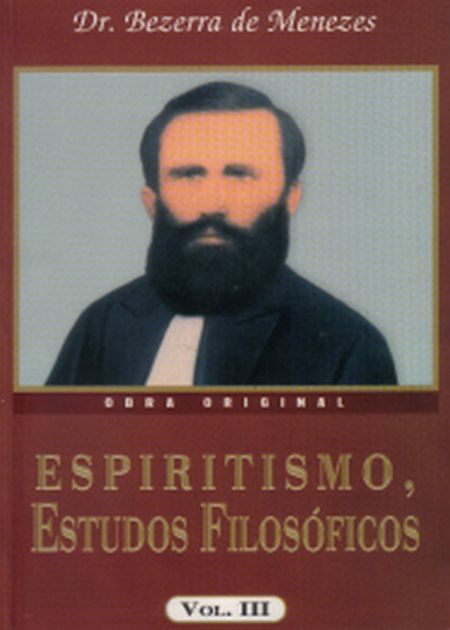 ESPIRITISMO ESTUDO FILOSOFICO III
