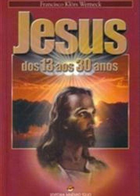 JESUS DOS 13 AOS 30 ANOS - MNEMIO