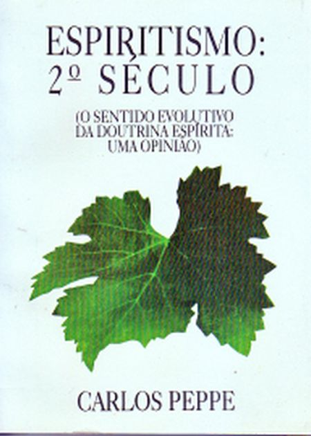 ESPIRITISMO 2º SECULO