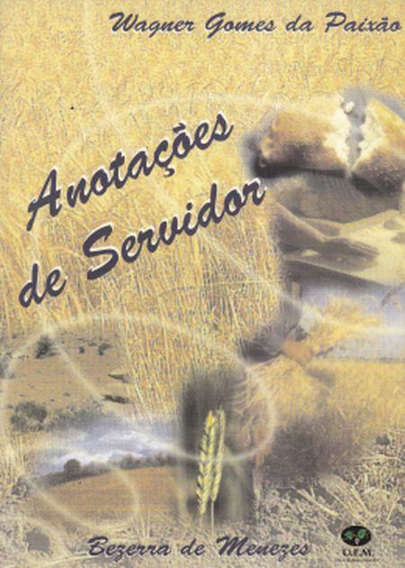 ANOTACOES DE SERVIDOR