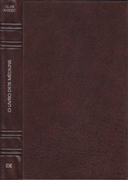 LIVRO DOS MÉDIUNS (O) - LUXO