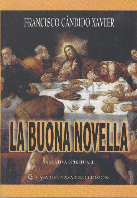 LA BUONA NOVELLA - MEDIO - ITALIANO