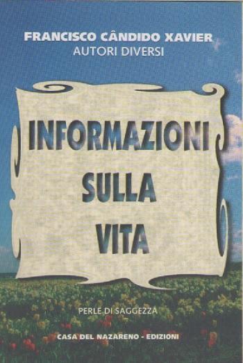 INFORMAZIONI SULLA VITA - BOLSO - ITALIANO