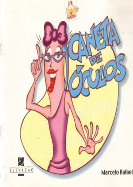 CANETA DE OCULOS - INF.