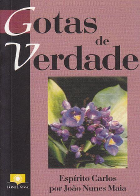 GOTAS DE VERDADE (BOLSO)