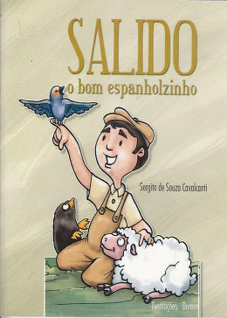 SALIDO O BOM ESPANHOLZINHO - INF.