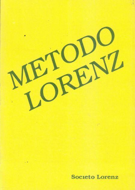 METODO LORENZ (CURSO ELEMENTAR DE ESPERANTO)