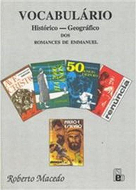 VOCABULARIO HISTORICO GEOG. DOS ROMAN. DE EMMANUEL