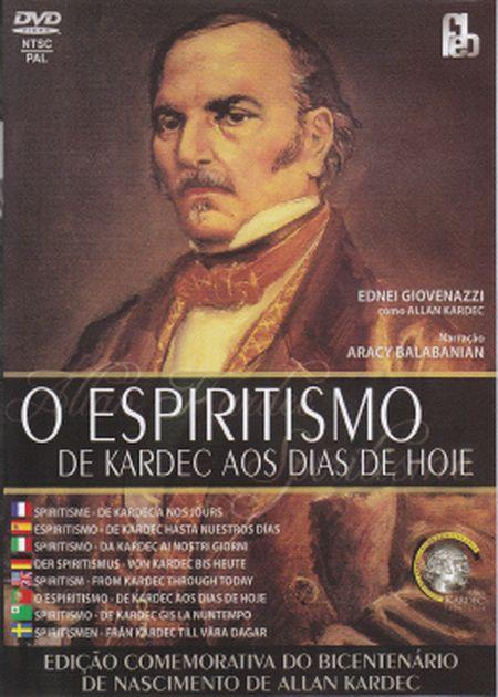 DE KARDEC AOS DIAS DE HOJE (O) - DVD