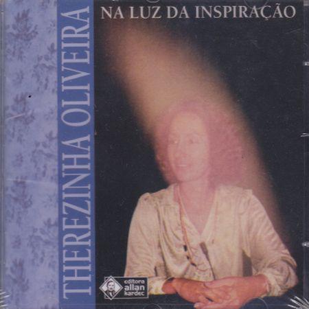 NA LUZ DA INSPIRACAO - CD