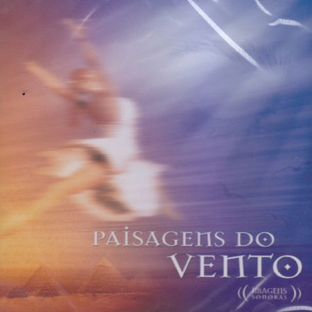 PAISAGENS DO VENTO - CD