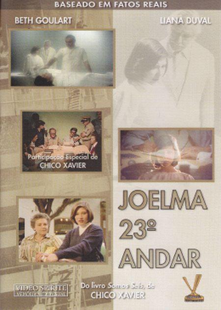JOELMA 23º ANDAR - DVD