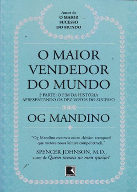 MAIOR VENDEDOR DO MUNDO (O) PARTE 2