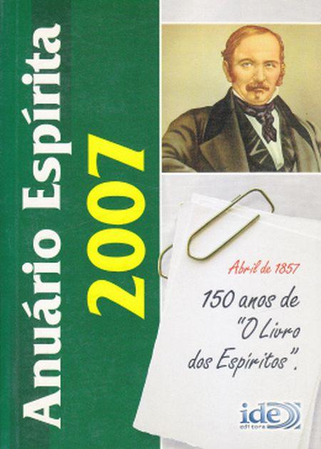 ANUARIO ESPIRITA 2007