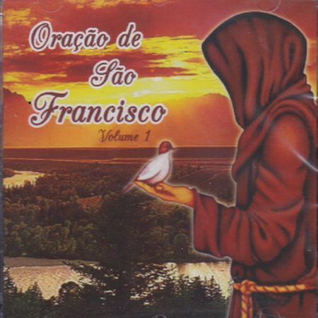 ORACAO DE SAO FRANCISCO CD - VOL I