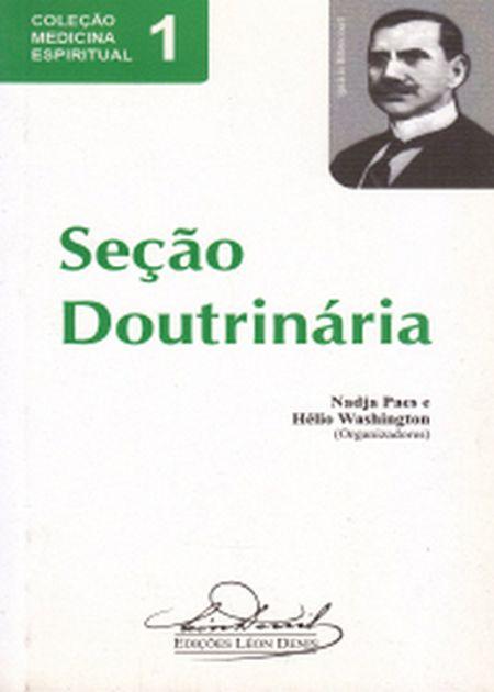SECAO DOUTRINARIA