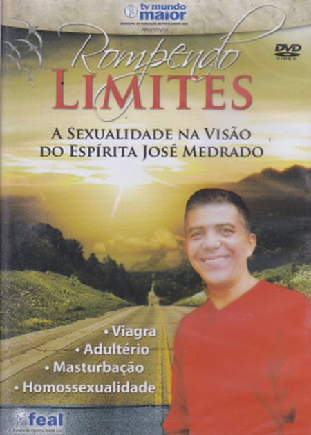 ROMPENDO LIMITES - DVD