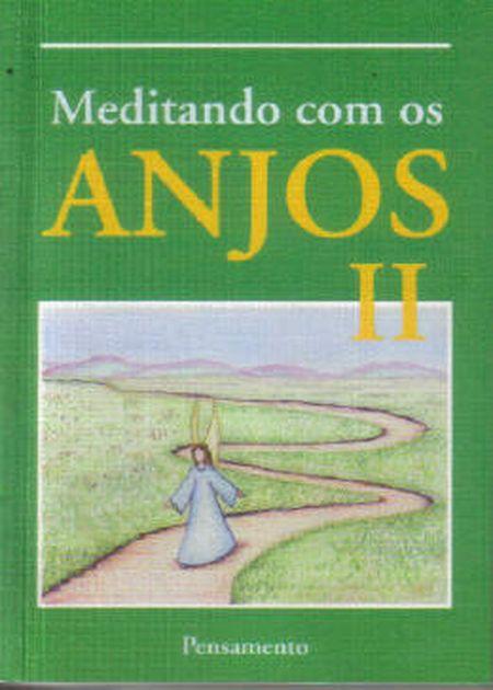 MEDITANDO COM OS ANJOS - VOL. II (BOLSO)