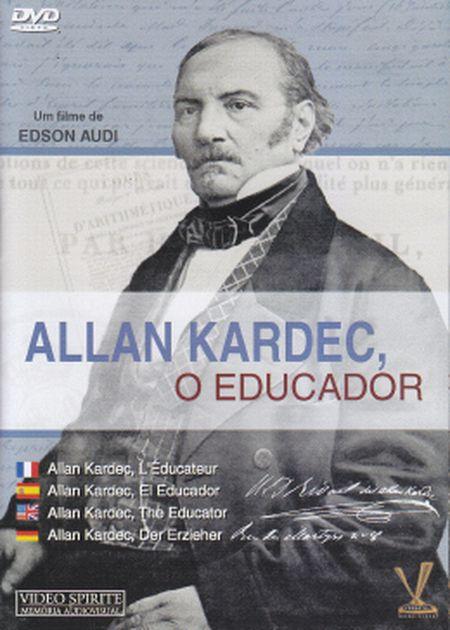 ALLAN KARDEC, O EDUCADOR - DVD