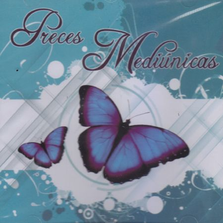 PRECES MEDIUNICAS CD