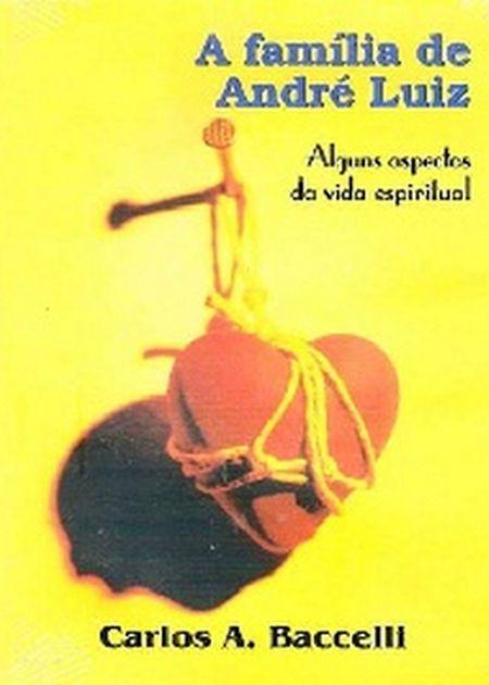 FAMÍLIA DE ANDRÉ LUIZ (A) - DVD