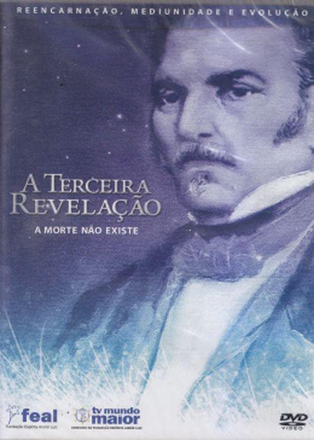 TERCEIRA REVELAÇÃO - DVD