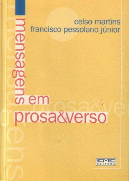 MENSAGENS EM PROSA & VERSO