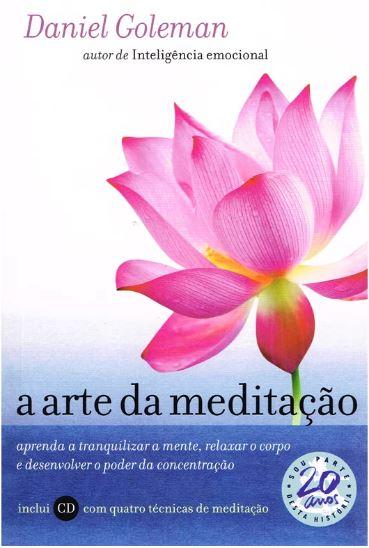 ARTE DA MEDITACAO (A) COL. AUTO-ESTIMA C/CD