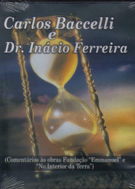 CARLOS BACCELLI E DR.INACIO FERREIRA - DVD